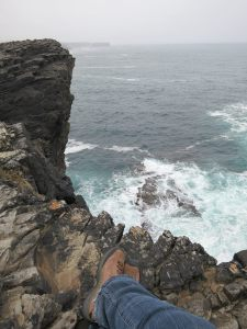 North Kilkee Cliff