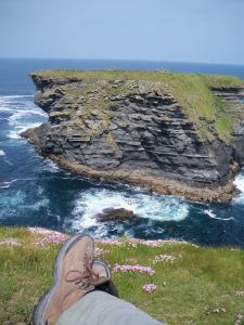 South Kilkee Cliff